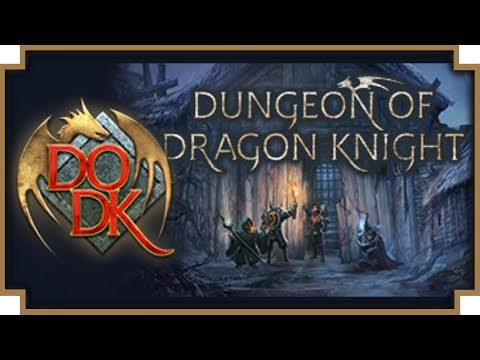 Dungeon Of Dragon Knight - (Party Based Dungeon Crawler Game)