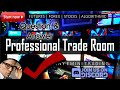 Professional Trade Room | Robotic Assisted Trading Systems | Automated Trading Software