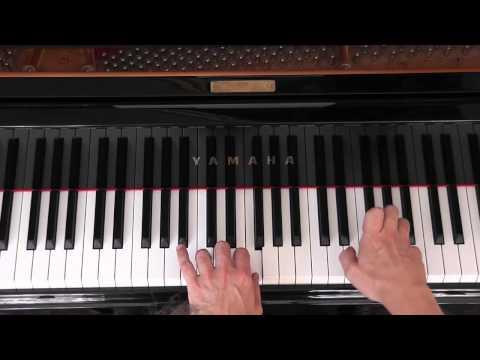 Morgen kommt der Weihnachtsmann – Weihnachtslieder für Klavier – sehr leicht