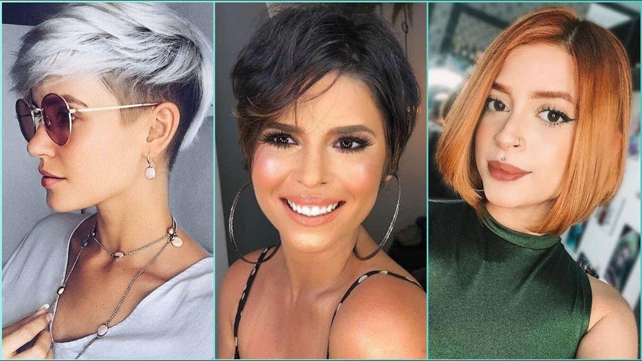 33 Colores Y Cortes De Cabello Para Mujeres Colores De Pelo De Moda Para Mujeres Youtube