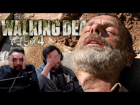 "The Walking Dead Season 9 Episode 4 REACTION ""The Obliged"""