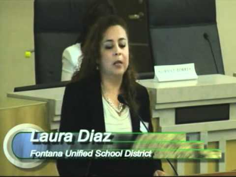 Latino Legislative Caucus Foundation Education Summit Agenda, Part 1