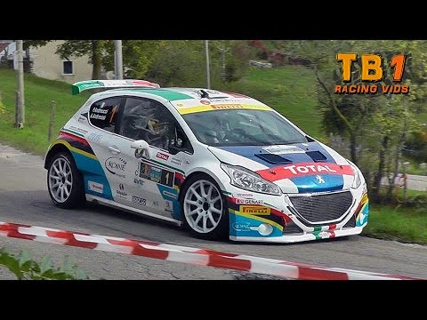 33° Rally Due Valli 2015 SHOW PURE SOUND [Full HD 50p]