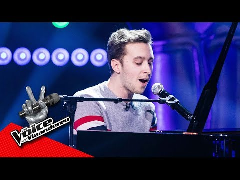 Roy zingt 'Ordinary People' | Blind Audition | The Voice van Vlaanderen | VTM