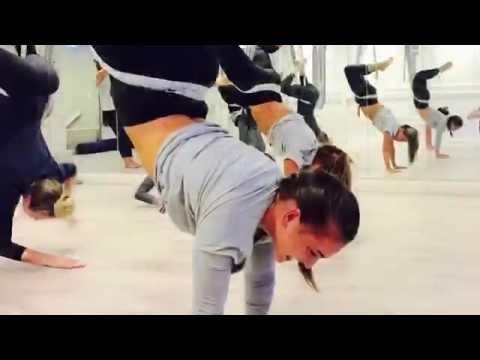 AntiGravity Aerial Yoga With Beyond Fitness Australia