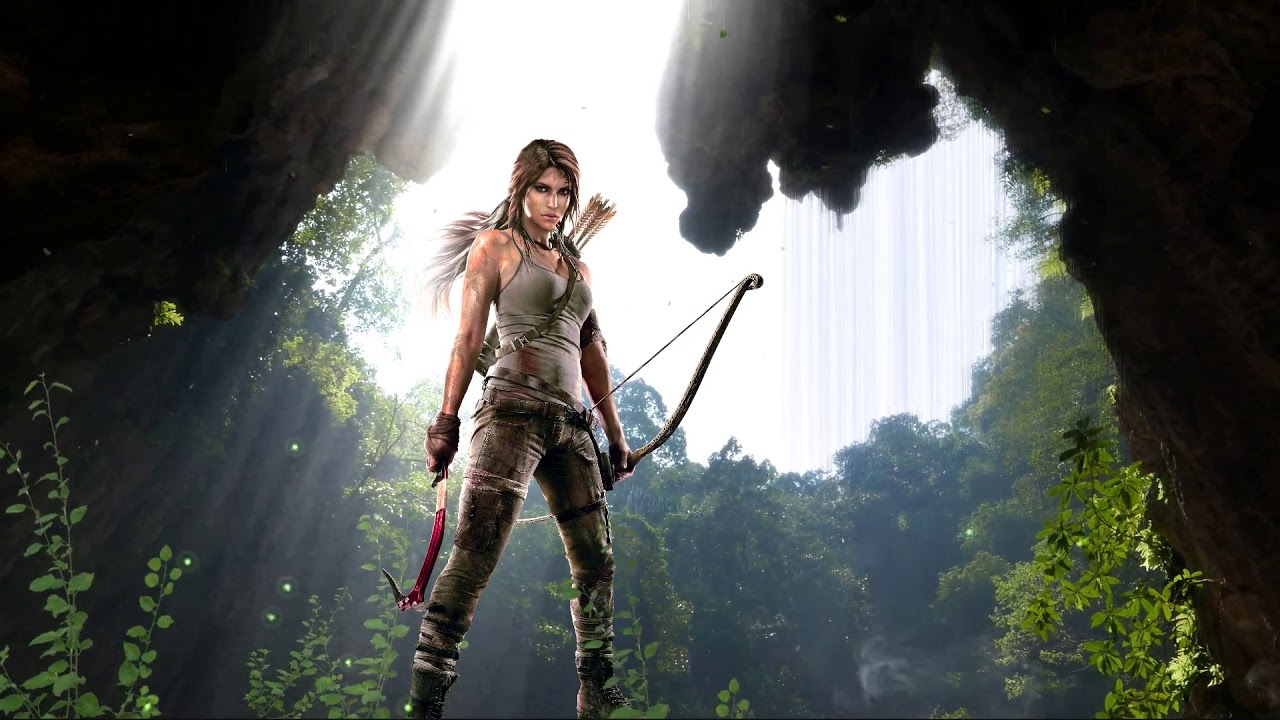 Shadow Of The Tomb Raider Wallpaper Engine Youtube