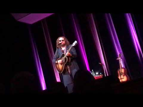 Jim James State of the Art Acoustic Clifton Center Louisville Ky 11-17-17 s.t.a.t.e.