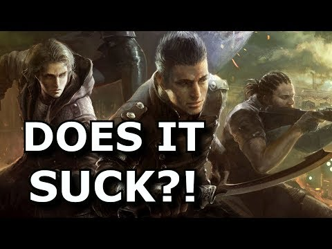 Does Final Fantasy XV Multiplayer Suck? - Comrades DLC Review