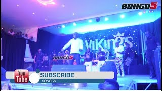 Babu Seya na Papii kocha waki-perform wimbo 'Seya' kwa mara kwanza tangu kutoka jela