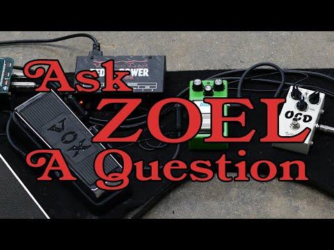 Ask ZOEL A Question: JB's Rig