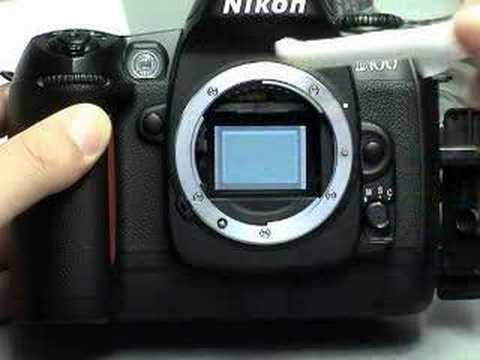 nikon d7100 instruction video