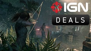 Save on Shadow of the Tomb Raider Right Now - Daily Deals