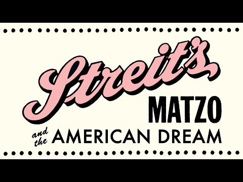The story of Streit's Matzo is highlighted in a new film by Michael Levine.