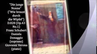 Die junge Nonne D. 828 Schubert