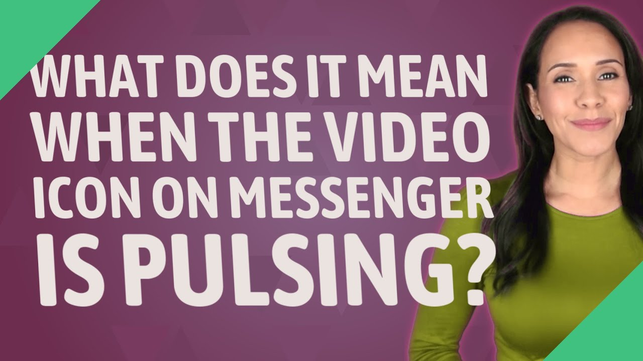 On mean what do messenger icons the Understanding The