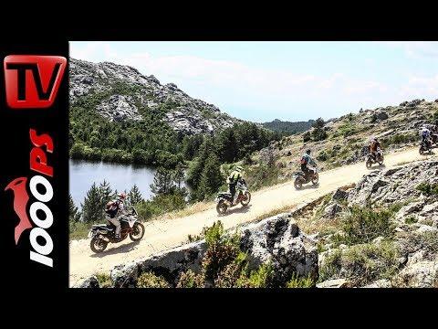 Was geht mit KTM 1290 Super Adventure im Gelände? Volle Attacke!