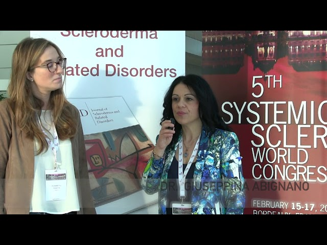 WSC2018 - Interview Dr. Giuseppina Abignano