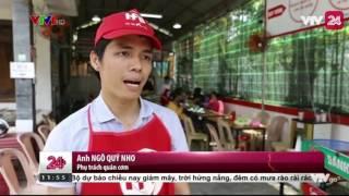 VIỆC TỬ TẾ: Quán Cơm Hạt Gạo Từ Tâm - Kết Nối Trái Tim | VTV24