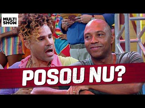 Salgadinho recebeu proposta para POSAR NU? 😱  Os Suburbanos  Humor Multishow
