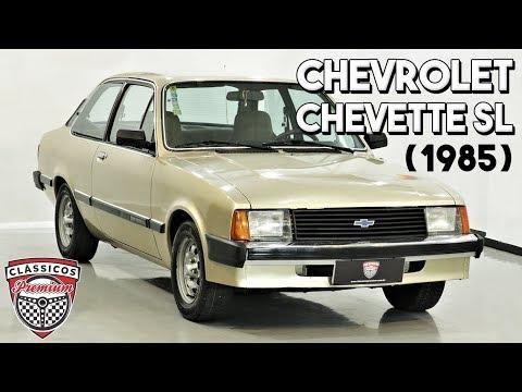 GM Chevette SL (1985) - Clássicos Premium