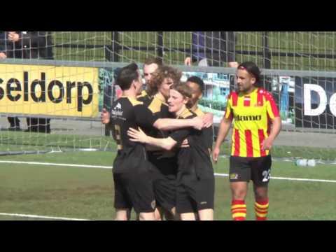 Samenvatting FC Winterswijk - SDOUC Ulft | 26 maart