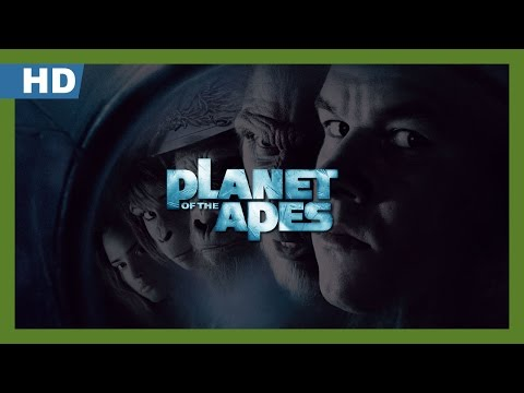 Planet of the Apes trailers