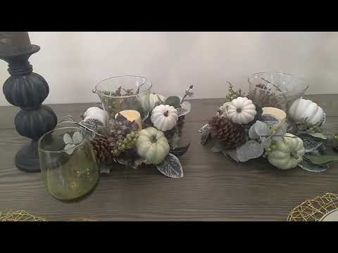 #Falltablescape 2019 Hosted by Vee-logy /Fabulous Design on a Budget