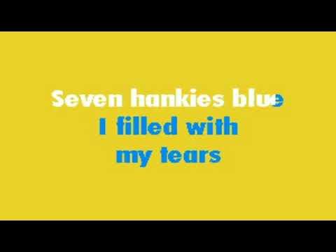 Seven lonely Days Patsy Cline Back karaoke