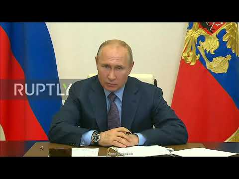 Russia: Putin declares state of emergency over massive diese