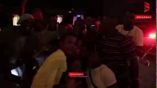 Mercy Johnson, Jim Iyke and Toyin Abraham Dance Like No Man's Business