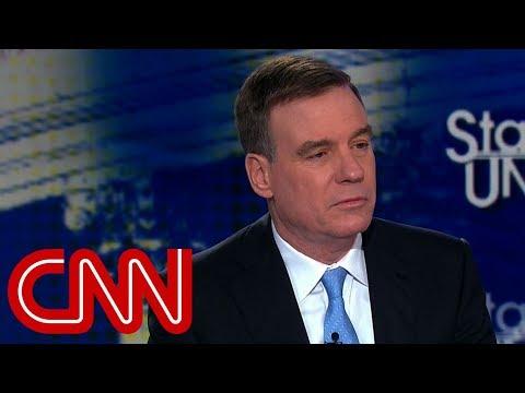 Sen. Mark Warner: I believe Comey over Trump