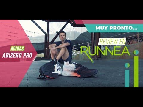 Adidas Adizero Pro: Preview de las nuevas zapatillas de running voladoras de Adidas