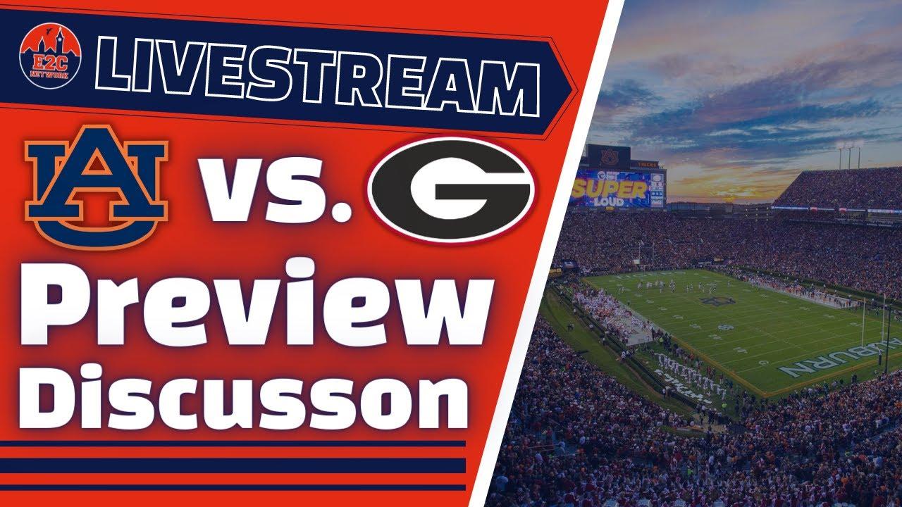 Who are the No. 2 Georgia vs. No. 19 Auburn football officials ...