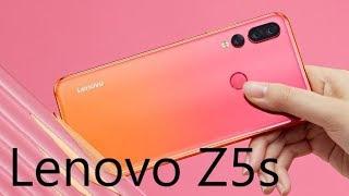 Lenovo Z5s Review