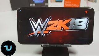 WWE 2K18 Android Gameplay
