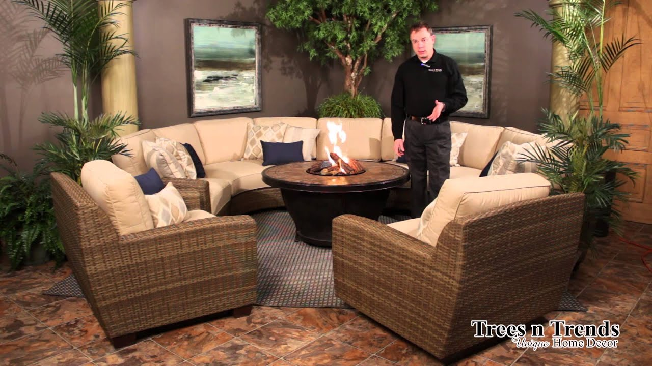 Whitecraft by Woodard Saddleback Patio Furniture Overview