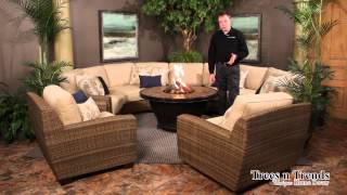Whitecraft by Woodard - Saddleback Patio Furniture Overview