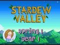 Let's Play Stardew Valley | #1 Spring 1 Year 1