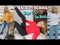 BACK TO SCHOOL TRY ON CLOTHING HAUL!