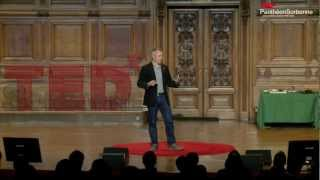 Data-journalists are the new punks: Simon Rogers at TEDxPantheonSorbonne
