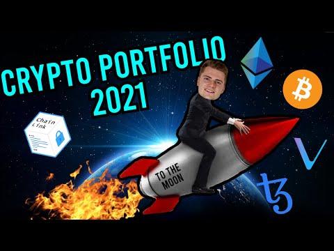 My Crypto Portfolio For 2021! *TOP PICKS*