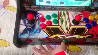 Máquina recreativa arcade 2 jugadores