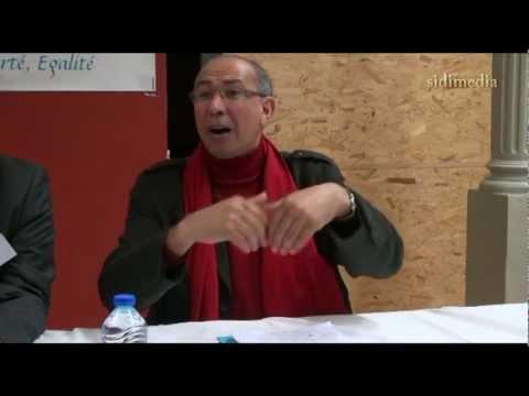 A.M.D.H 16Fév2013 Conférence de Presse