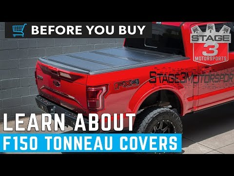 Before you Buy: F150 Tonneau Covers Explained!
