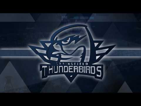 Springfield Thunderbirds 2016-17 Goal Horn (Updated Out Of Our Heads)