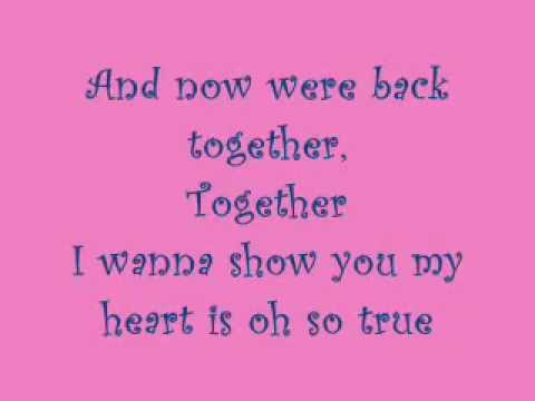 Especially for You by MYMP ( Lyrics )