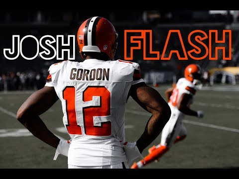 Josh Gordon || FLASH || 2017 Highlights