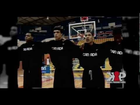 KEVIN ZABO: Cornerstone to Team Canada U16 @ FIBA Americas 2011