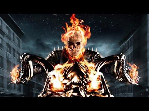 Anuncio Promo El Vengador Fantasma, Ghost Rider mini trailer Full HD