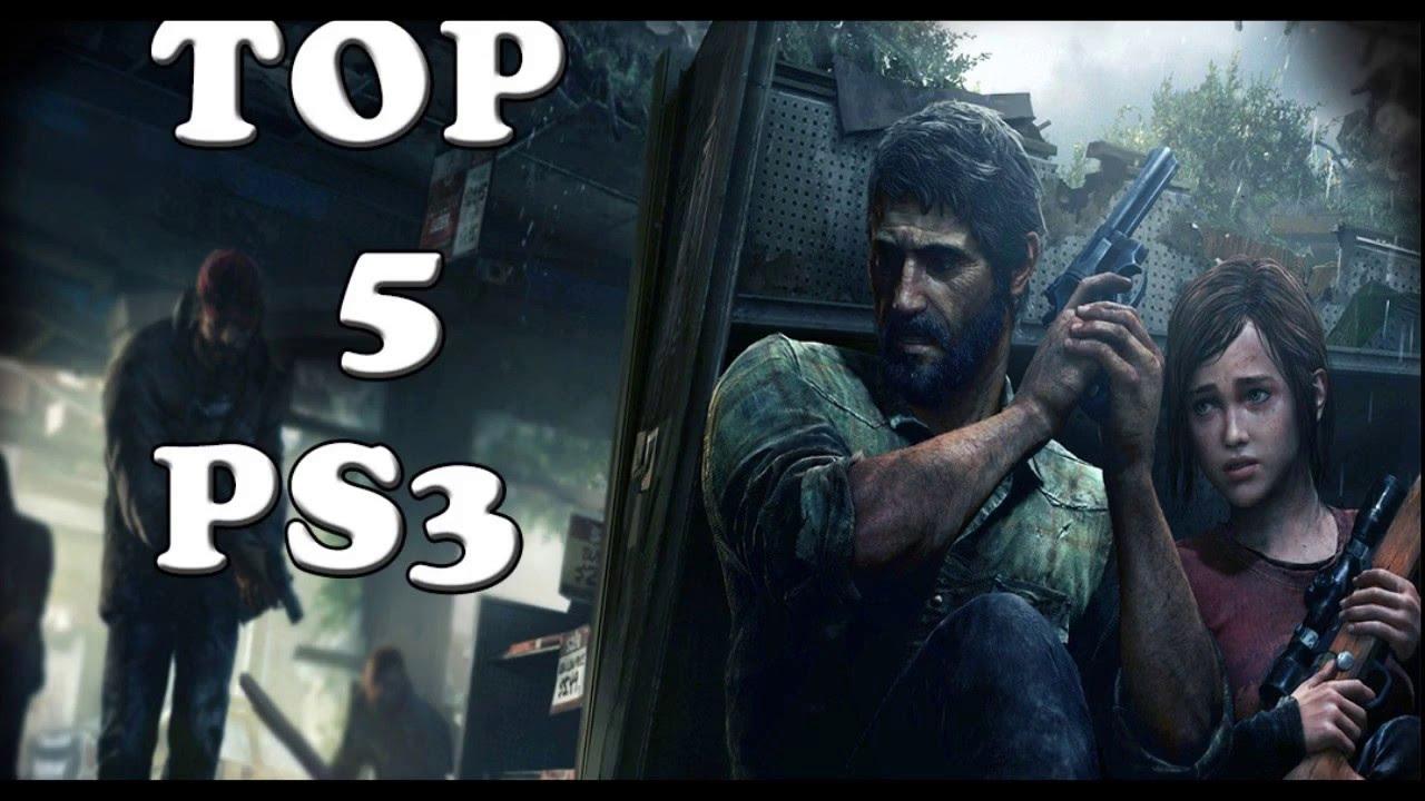 Top 5 De Los Mejores Juegos De Ps3 Hasta Ahora 2016 Youtube